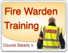 Fire Warden And Fire Marshal Training Courses Exeter, We Come To Your Premises in Exeter